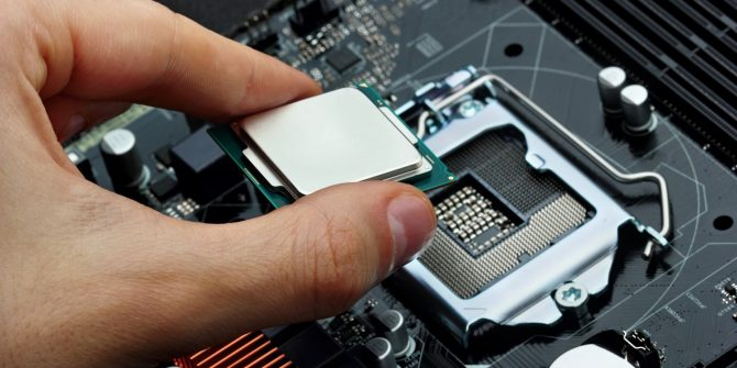 CPU คอมพิวเตอร์เพื่ออนาคต