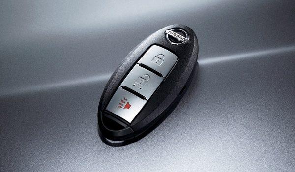 กุญแจ immobilizer ของ  Nissan March EL CVT