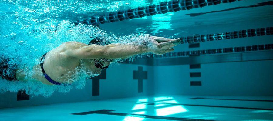 วิธีอยู่ในน้ำให้นาน เหมือนนักว่ายน้ำ