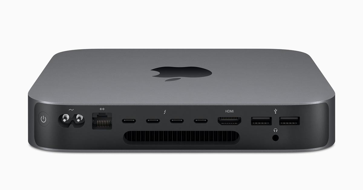 the New Mac mini 2018