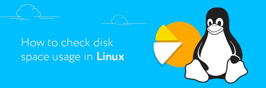 ตรวจสอบพื้นที่คงเหลือบน Linux Server