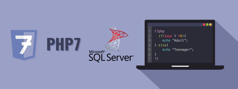 PHP เชื่อมต่อ SQL Server บน CentOS7