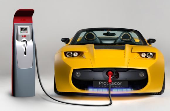 รถยนต์ไฟฟ้าแห่งอนาคต