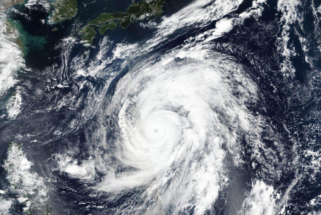 ซูเปอร์ไต้ฝุ่น ฮากิบิส - รุนแรงสูงสุด