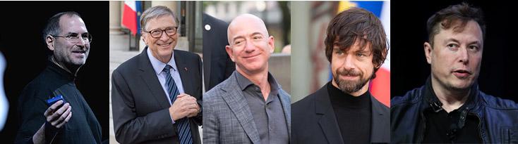 5 นักธุรกิจชื่อดัง ใช้เวลาให้มีประสิทธิ