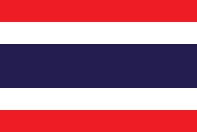 ธงชาติประเทศไทย
